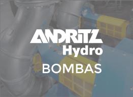 Andritz Hydro Bombas 1